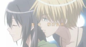 Misa and Usui by AmourSucreFans