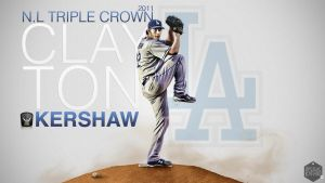 Clayton Kershaw HD Wallpaper by Chadski51