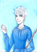 Aceo No. 24~ Jack Frost by StrawberryJule