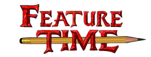 Feature time logo by HelloSunniLove