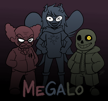 MeGaLoVania by jennyjams
