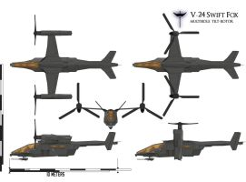 V-24 Swift Fox by Afterskies