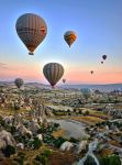 Sunrise over Cappadocia 3 by CitizenFresh