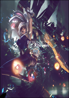 Battle Bunny Rhiven :D by ObitoxD