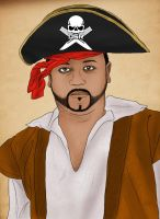 Pirate Color by TalkingBull