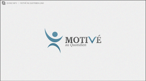 Motive Au Quotidien Logo by ekanz