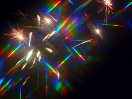 And Yet Another Rainbow Firework by tulf42
