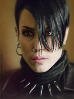 Lisbeth Salander by SigmaK