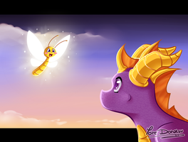+ Spyro: Friends For Life + by Yore-Donatsu