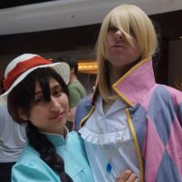 ACEN 2013 sophie and howl cosplay by AnimeVoiceKiddo