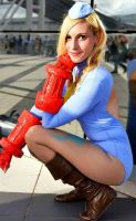 Cammy White by palladineve4