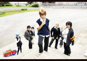 KHR :Vongola Seven by sweetakina