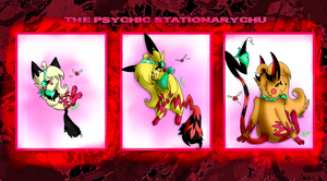.:SP:. Paline -Psychic Reference- by MasterFishi