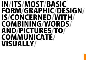 Graphic Design text by NCdesign