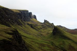 Quiraing by Nordstjarna