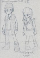 Hiccup HH and Pipsqueak S by sailor663