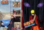 Naruto Shippuden Custom DVD cover by ultima-lord