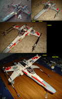 X-Wing Evolutions by Taggerung1
