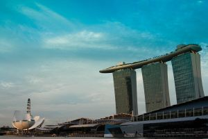 Singapore by Piece-by-peace