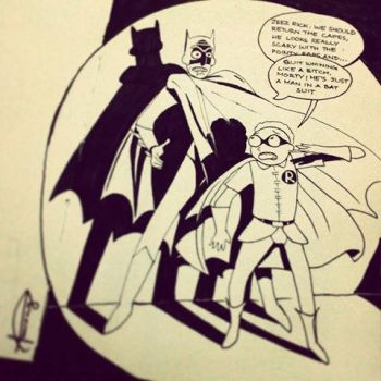 Stealing the Capes by anurag495684