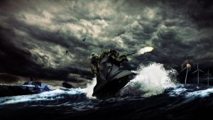 Battlefield 4 - PARACEL STORM by BigBindahouse