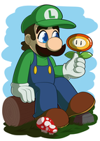 Good Ol Weegee by LadySiggy
