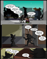 Keeping Up with Thursday, Issue 12 page 22 by AaronsArtStuff