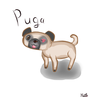 Puga-chan by XxD3lIlaHxX