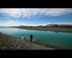 lake Tekapo New Zealand by Thrill-Seeker