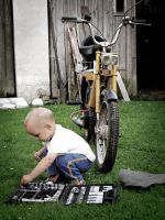Little Mechanic by Andenne