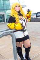 New York Comic Con 2015 - Yang(PS) 16 by VideoGameStupid