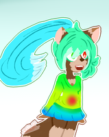 Tabatha doodle by Siiahh