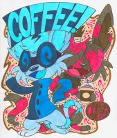 Caffeinated Freaks by Wotisthis