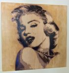 Marilyn Monroe by jarbid