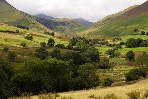 Cumbrian Valley by parallel-pam