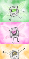 Tooth Fairy Cores by Miss-Lizzifer