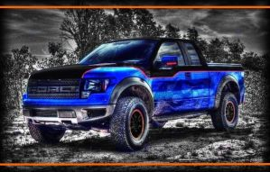 Ford F-150 Raptor by jamyankovich