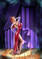 Jessica Rabbit by Graphit-Will