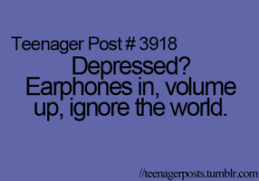 Teenager Post No. 3918 by itsmylifeee