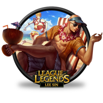 Pool Party Lee Sin by fazie69