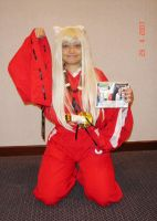 Inuyasha won second place by seawaterwitch