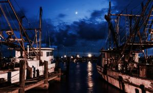 Shrimp Boats by DRunkCoWBoy69