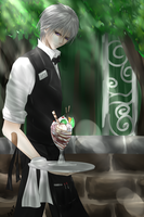 Garden Cafe by PrinceKara