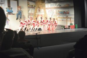 Dance Company Christmas Show,Santa's Tap Girls7 by Miss-Tbones
