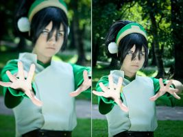 I'm the greatest earthbender in the world! by Sorel-Amy