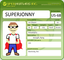 Info Card: SuperJonny by Jonny683