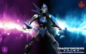 Transformers Prime Autobots - Arcee by 4894938