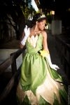 Tiana in Love by xAleux