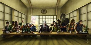Last clan champions supper by HectorHerrera