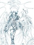 Tribute to Angels and Devils by laika13
